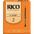 Daddario Rico B-klarinét nád