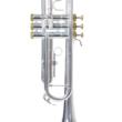Fontaine B-trombita FNTR020S (ezüstözött)