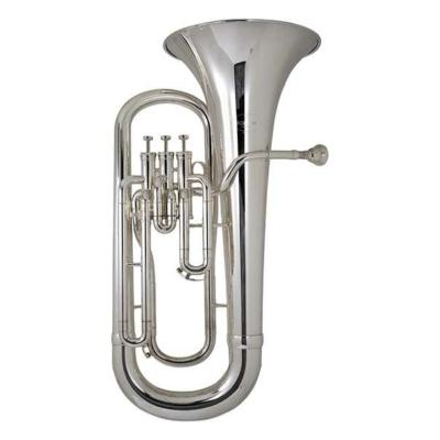 Besson Student eufónium 3-ventil ezüst