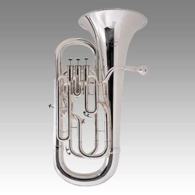 Besson Student eufónium 4-ventiles ezüst