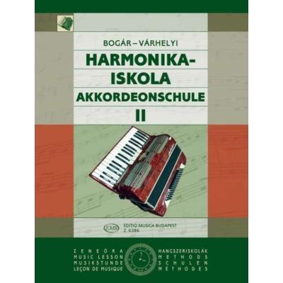 Bogár István, Várhelyi Antal: Harmonikaiskola 2