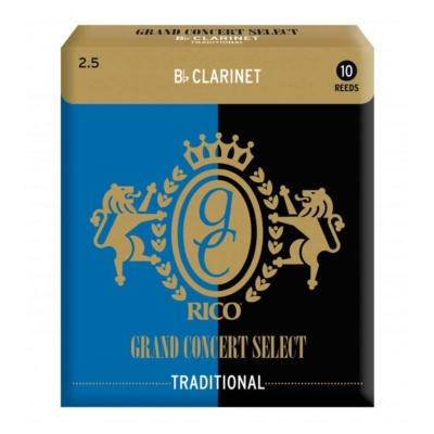 Rico Grand Concert Select Traditional B-klarinét nád