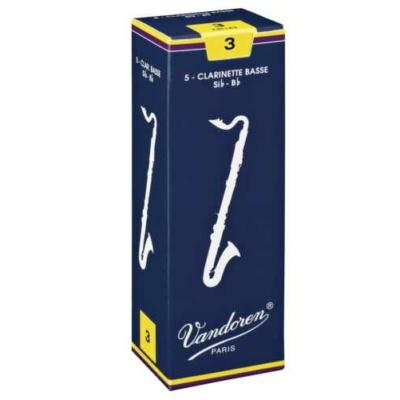 Vandoren Traditional Basszus-klarinét nád