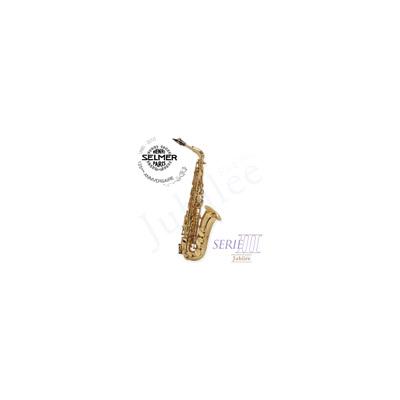 Selmer Serie III Jubilee altszaxofon