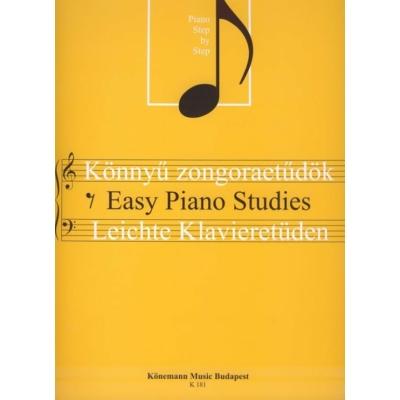 Lakos Ágnes: Könnyű zongoraetűdök