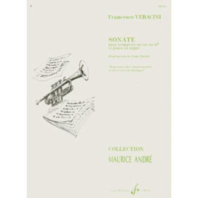 Veracini, Francesco Maria: Sonate