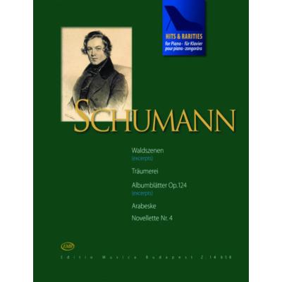 Schumann, Robert: Hits & Rarities zongorára