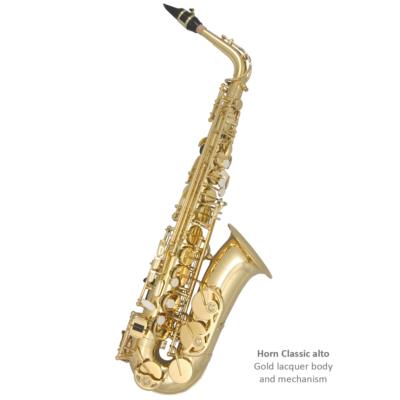 Trevor J. James HORN Classic alt szaxofon