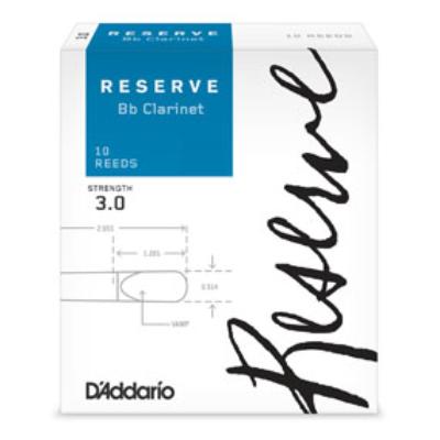 DAddario Reserve B-klarinét nád