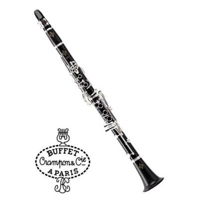 Buffet E11 B-klarinét (ezüstözött bill.)