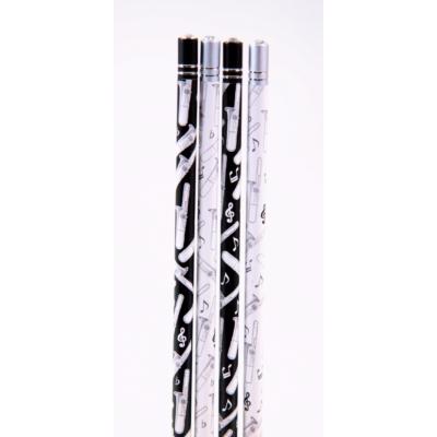 Harsonás ceruza, kristály hatású dekorkővel