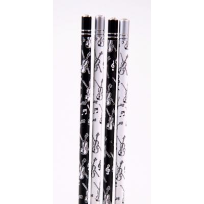 Hegedűs ceruza, kristály hatású dekorkővel