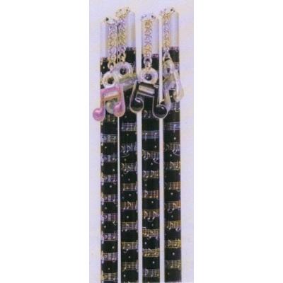 Ceruza kottás mintával és lógóval
