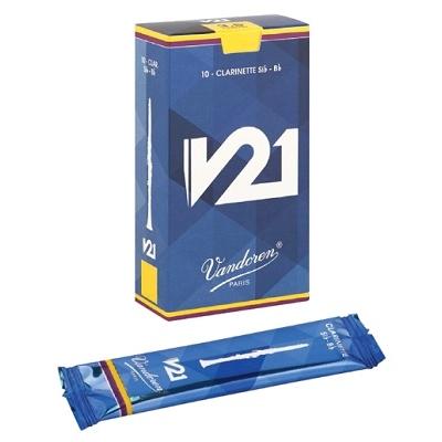 Vandoren V21 B-klarinét nád