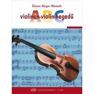 Dénes-Németh-Szászné: Hegedű ABC
