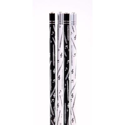 Fuvolás ceruza kristály hatású dekorkővel