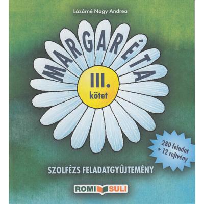 Margaréta 3.kötet