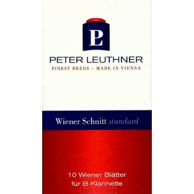 Peter Leuthner Bb-klarinét nád - Vienna Cut Standard