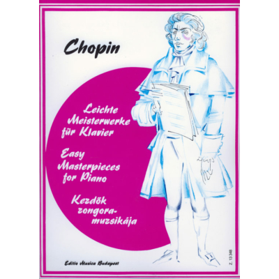 Chopin, Frédéric: Kezdők zongoramuzsikája