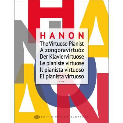 Hanon, Charles-Louis: A zongoravirtuóz