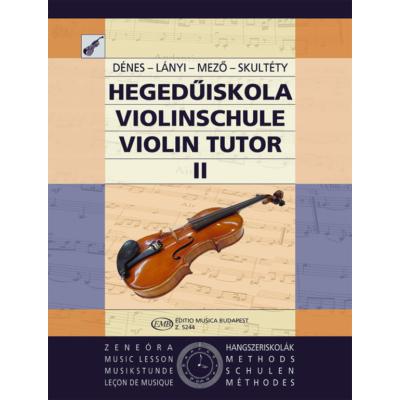Mező-Dénes-Lányi-Kállay: Hegedűiskola II
