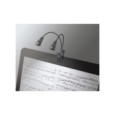 K&M kottapult lámpa 2x1LED