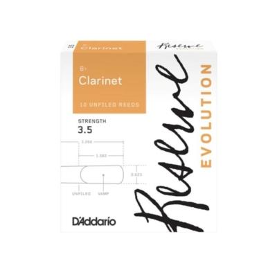 Daddario Reserve Evolution B-klarinét nád