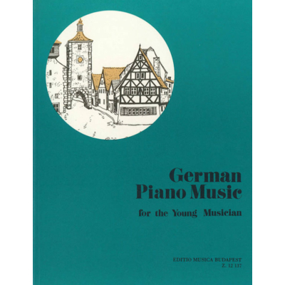 Német zongoramuzsika