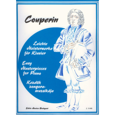 Couperin, François: Kezdők zongoramuzsikája