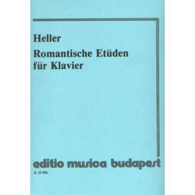 Heller, Stephen: Romantikus etűdök