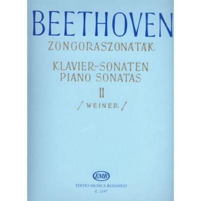 Beethoven, Ludwig van: Zongoraszonáták 2