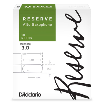 DAddario Reserve Alt-szaxofon nád