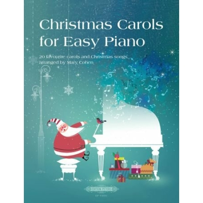 Christmas Carols for Easy Piano