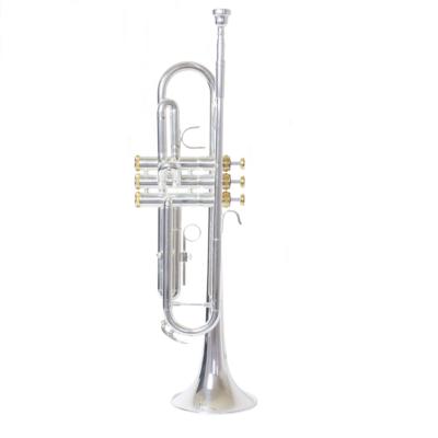 Fontaine FNTR020S B-trombita (ezüstözött)