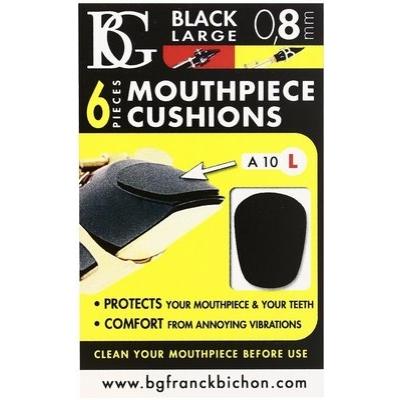BG fogvédő gumi 0,9mm átlátszó